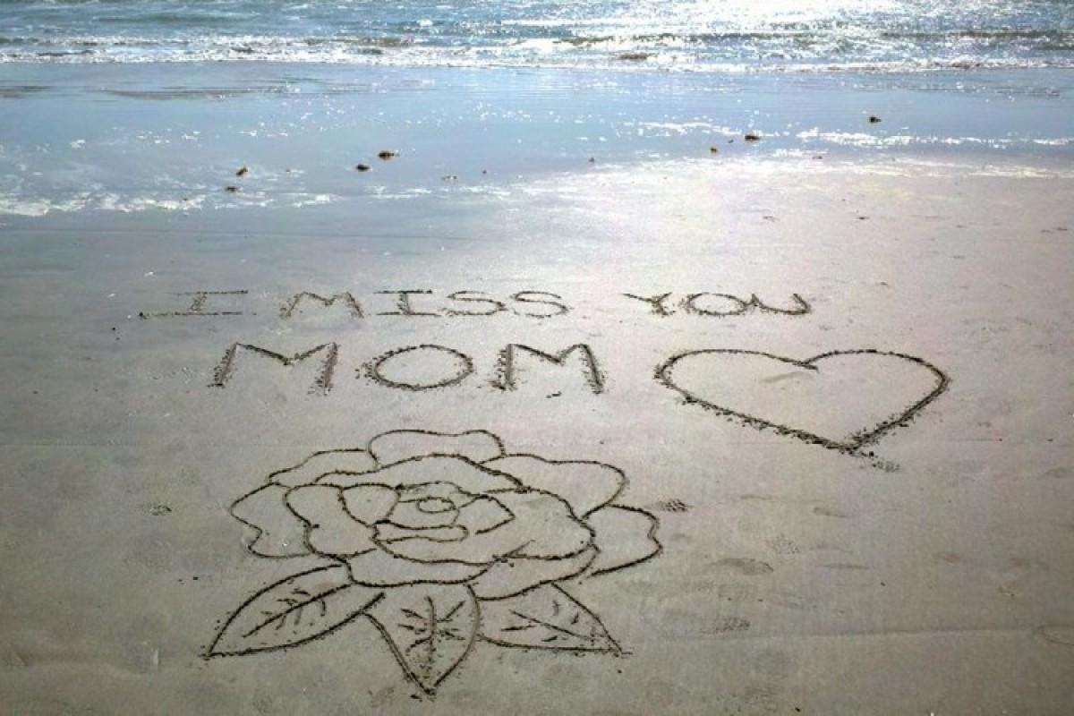 Η μαμά μου… Ο άγγελός μου!