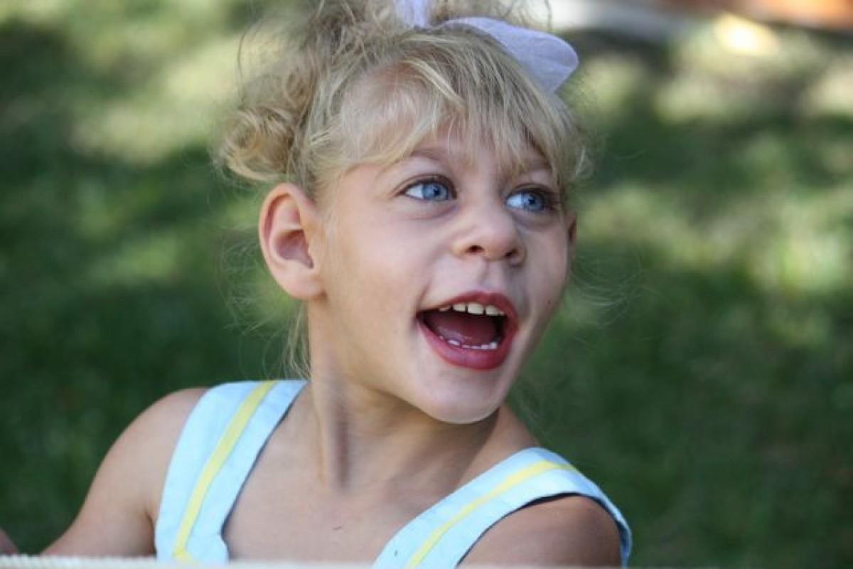 Η Samantha μου – ένα κορίτσι με μικροκεφαλία