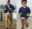 Ο πιο στιλάτος 4χρονος ποζάρει σαν επαγγελματίας μοντέλο