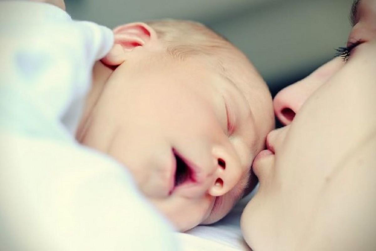 Μια φορά κι έναν καιρό… όταν ήρθε το μωρό!