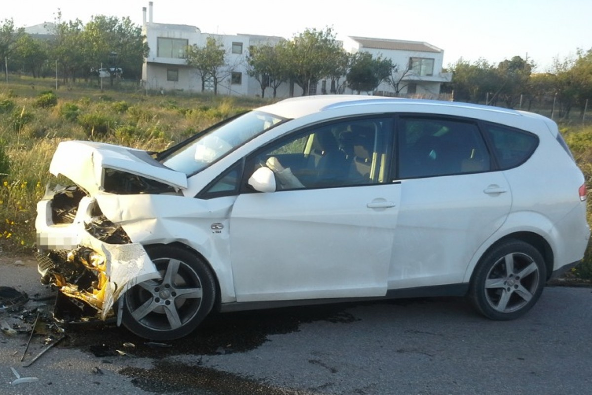 Ζώντας ένα crash test από κοντά