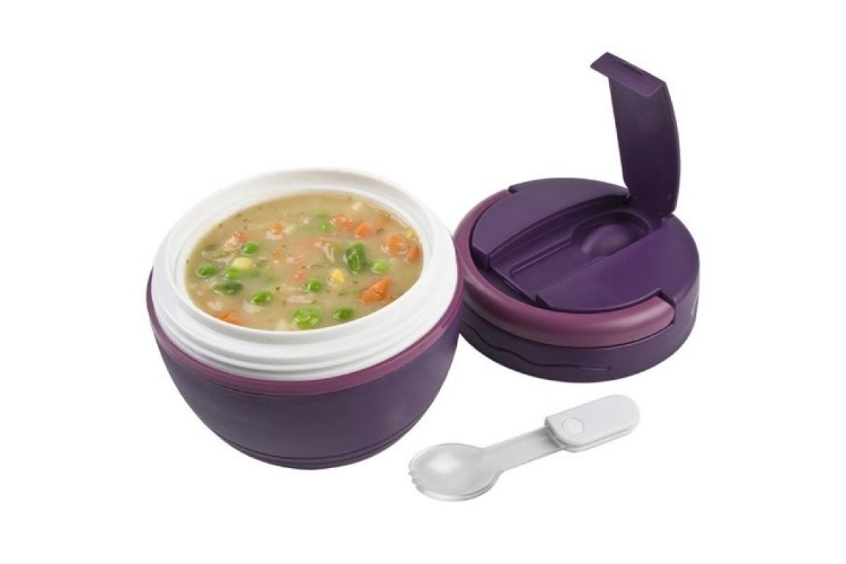 Το lunch pod μεταφέρει με ασφάλεια το φαγητό του ΠΑΝΤΟΥ!