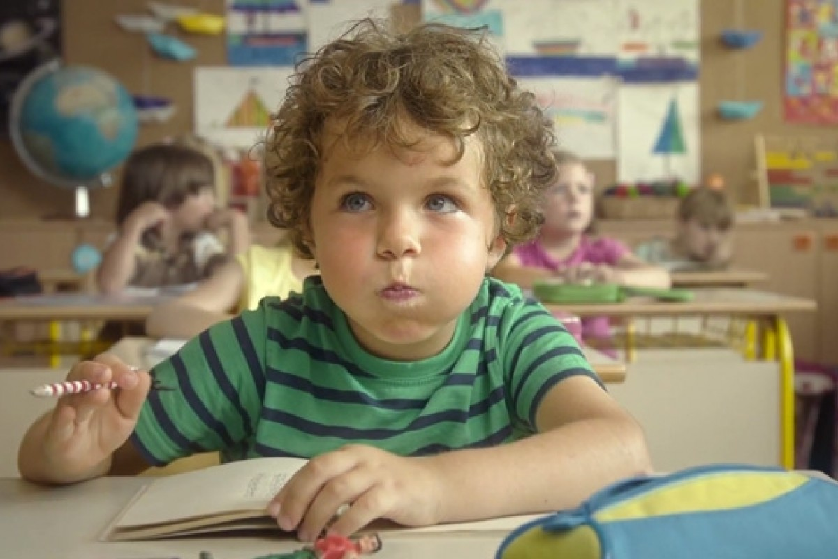 [Βίντεο] Δείτε γιατί αυτός ο μικρούλης κρατάει την αναπνοή του