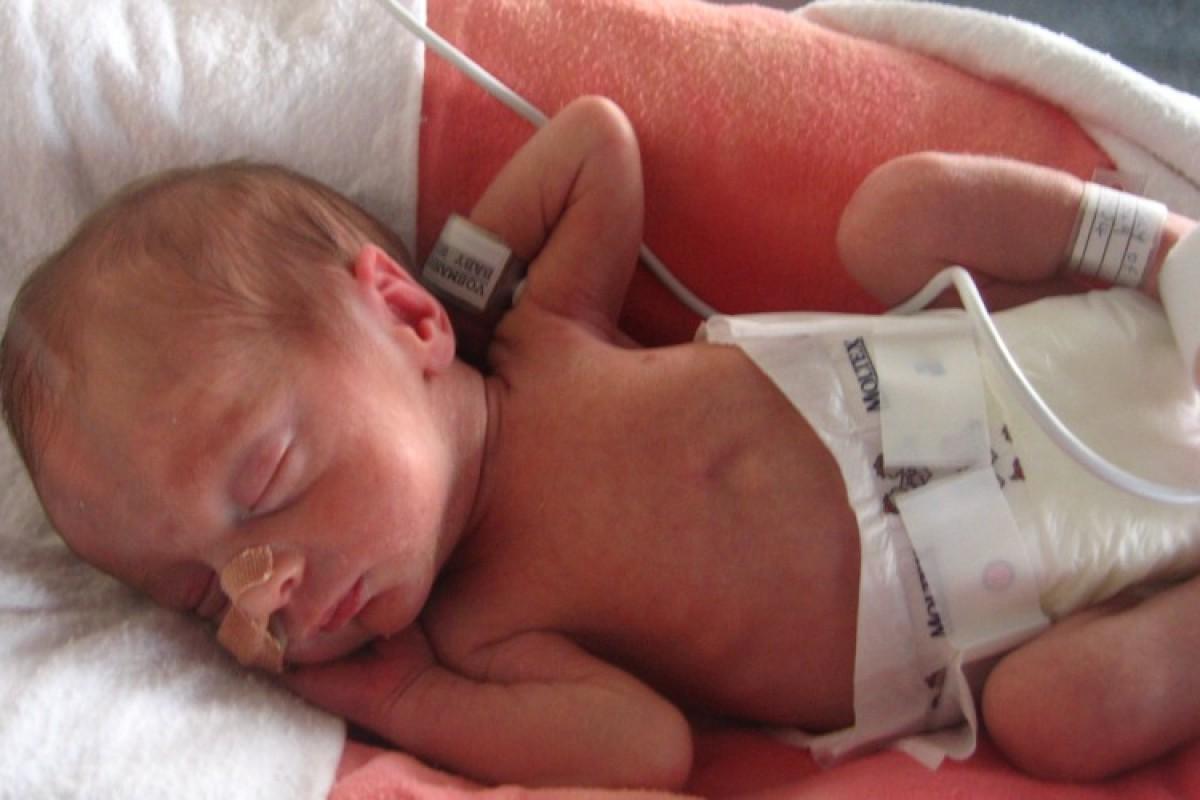 Η κόρη μου γεννήθηκε στην 24η εβδομάδα και τους διέψευσε όλους!