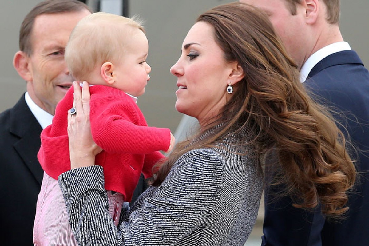 Η Kate Middleton και πάλι έγκυος!