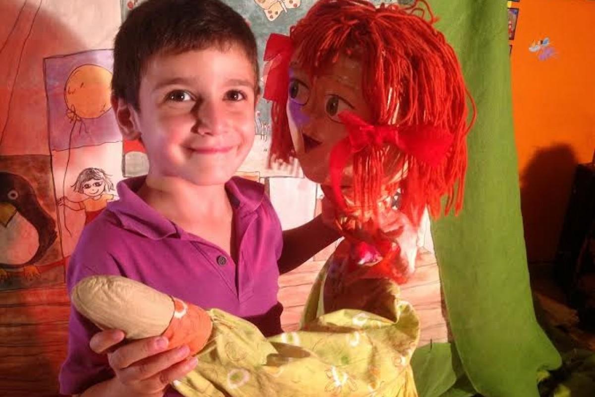 Πολύχρωμο Παραμύθι | Μια μοναδική παράσταση για μωρά και μικρά παιδάκια!