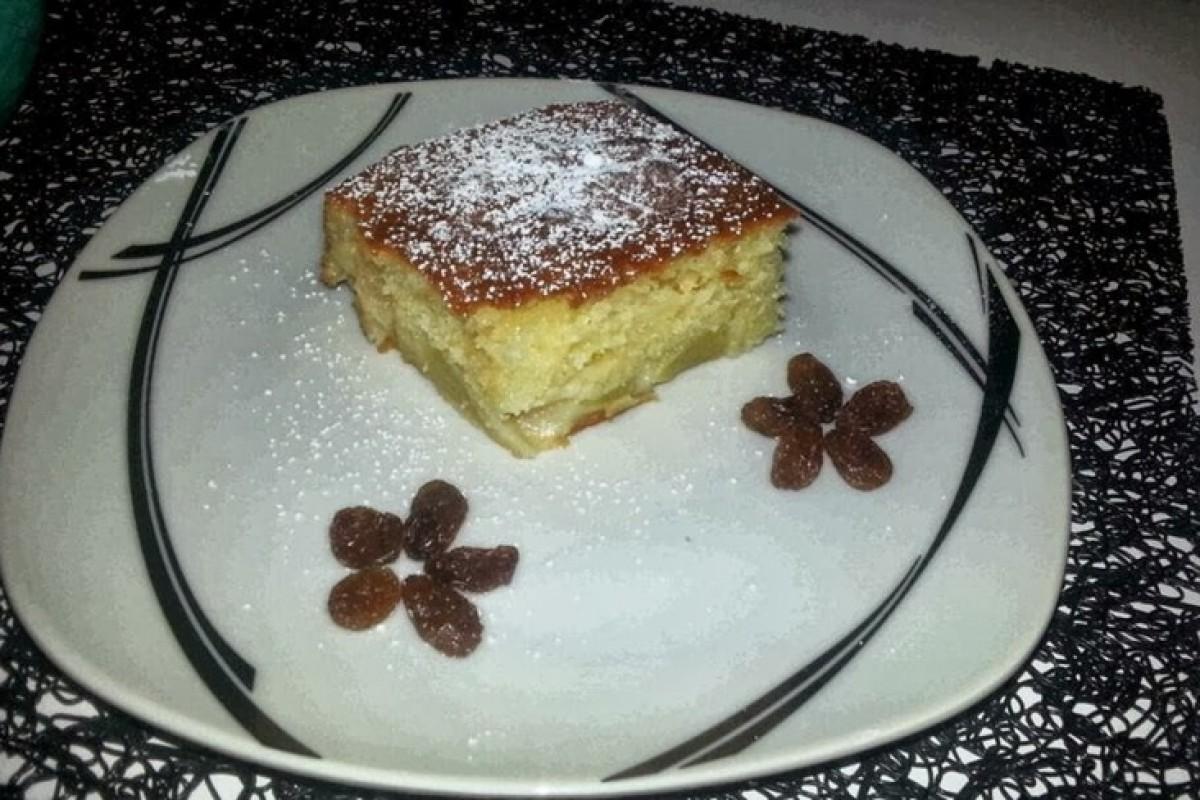 Σπέσιαλ κέικ μήλου της Μαριάννας