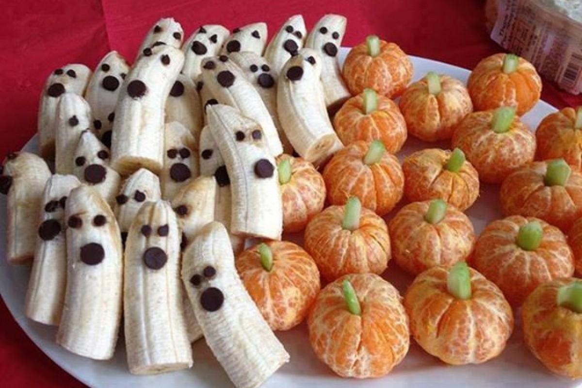 Φανταστικές ιδέες μπουφέ για ένα τρομακτικό πάρτυ!