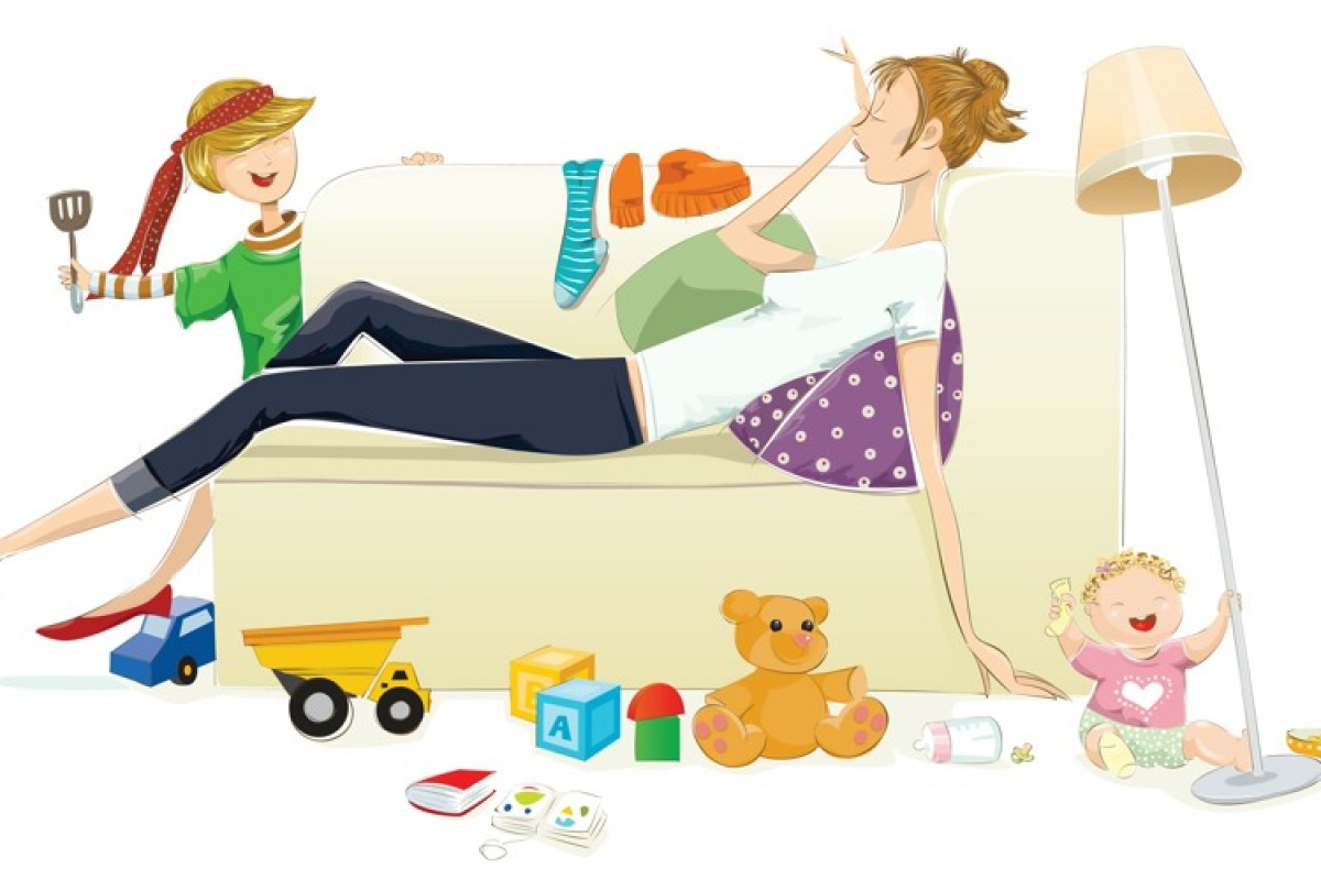 Oι 9 μεγάλοι μύθοι της ζωής με τα παιδιά