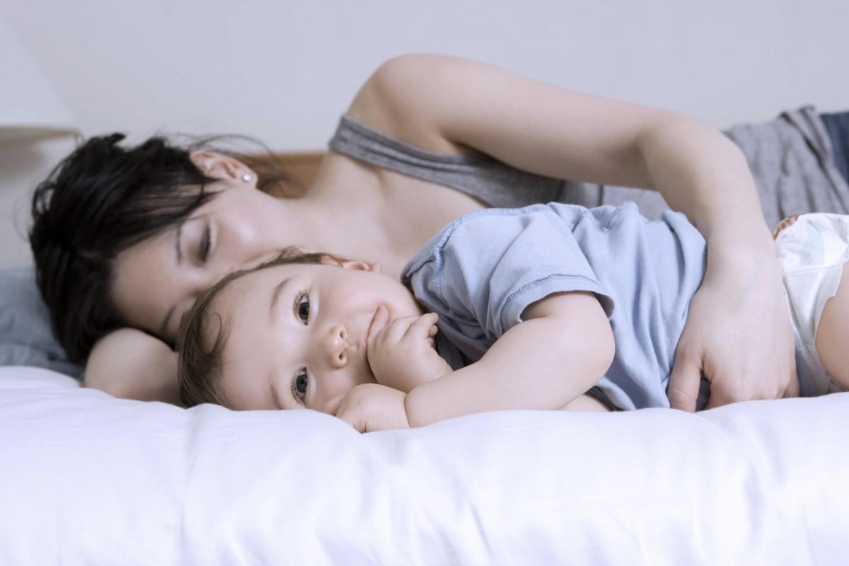 «Δεν είμαι η πρώτη μαμά»