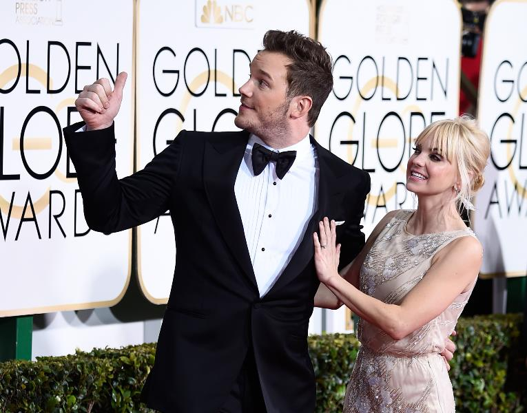 attends the 72nd Annual Golden Globe Awards at The Beverly Hilton Hotel on January 11, 2015 in Beverly Hills, California.
