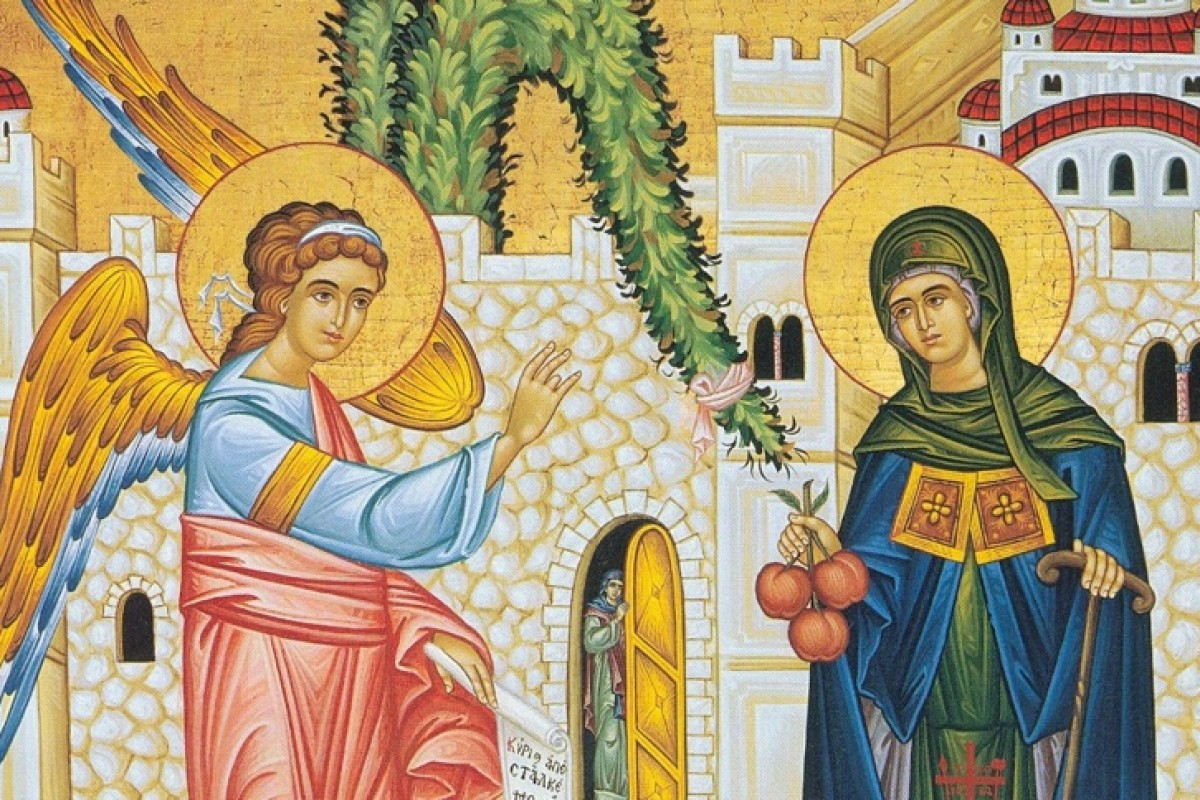 Τα δικά μου θαύματα από την Αγία Ειρήνη Χρυσοβαλάντου!