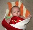 Αξιολάτρευτα μωρά-μπουρίτο να τα κάνεις μια χαψιά!