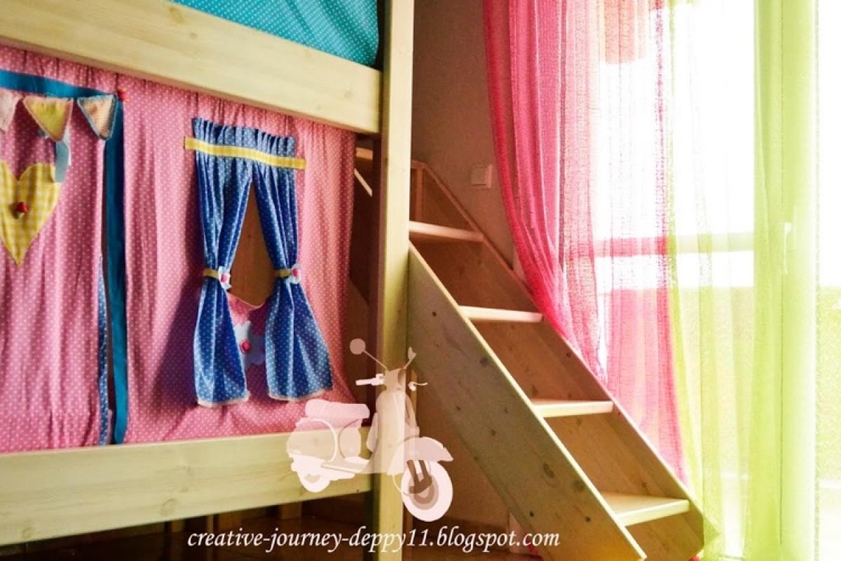 Το παιδικό δωμάτιο της Αλεξάνδρας και του Κυριάκου!