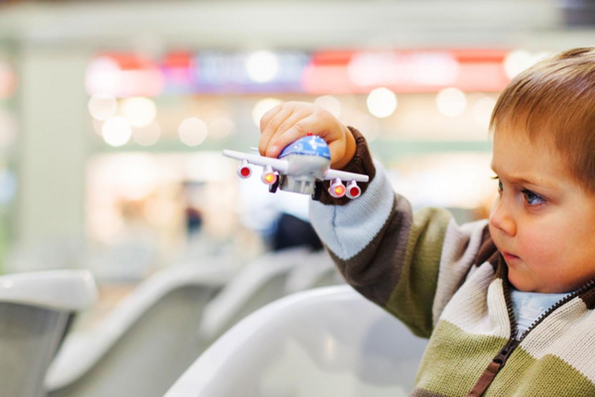 Ο νόμος του Μέρφι ξαναχτυπά όταν ταξιδεύεις με τα παιδιά