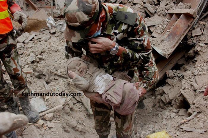four-month-baby-rescued-earthquake-kathmandu-nepal-7