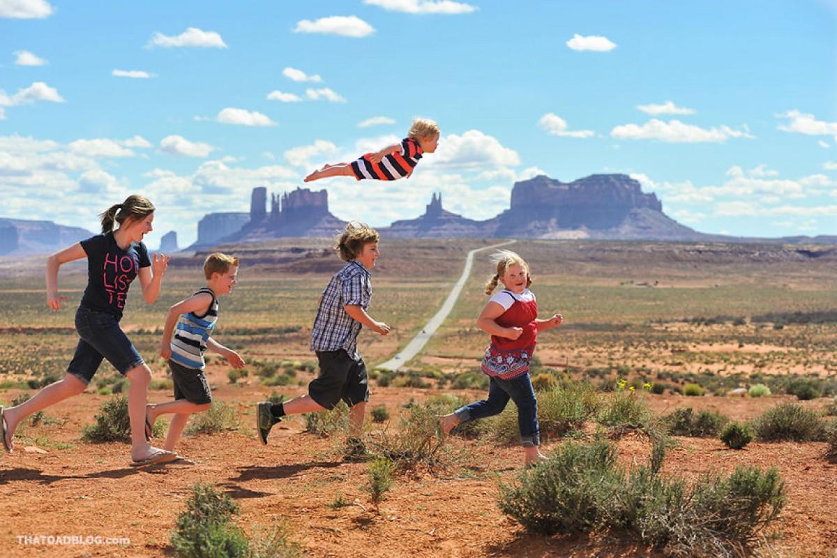 Ο ιπτάμενος μπέμπης με σύνδρομο Down σε νέες περιπέτειες