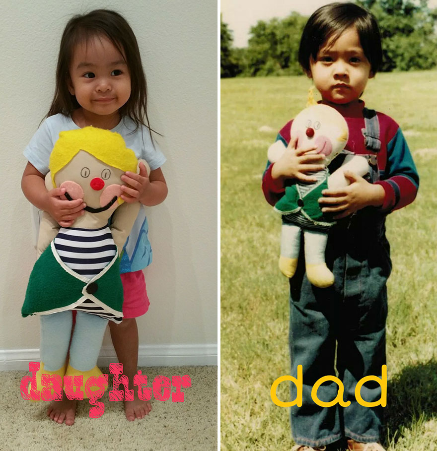 dad-gives-his-childhood-dolls-replica-to-his-daughter__880