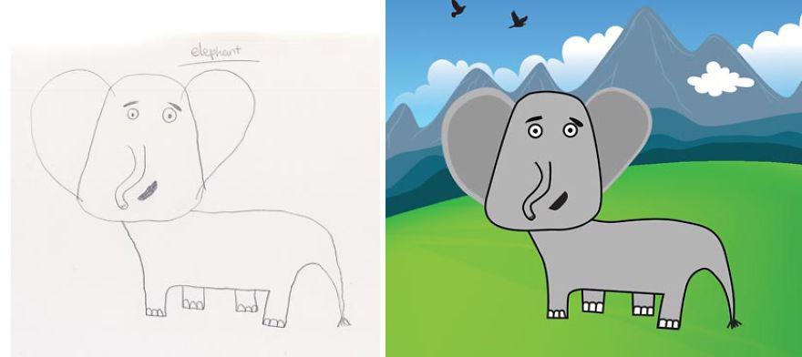 dad-re-draws-his-daughters-pencil-sketches-16__880
