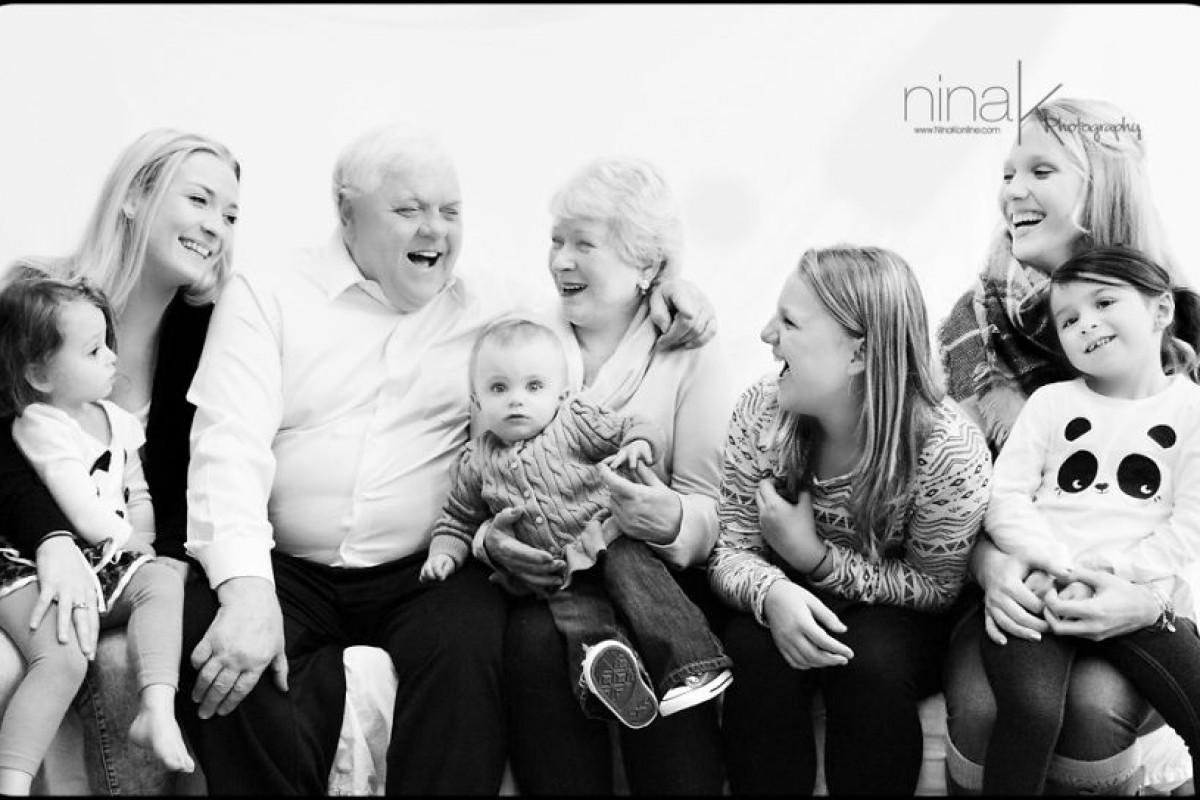 Παππούδες, γιαγιάδες και εγγόνια: Μια ξεχωριστή αγάπη αποτυπώνεται σε φωτογραφίες