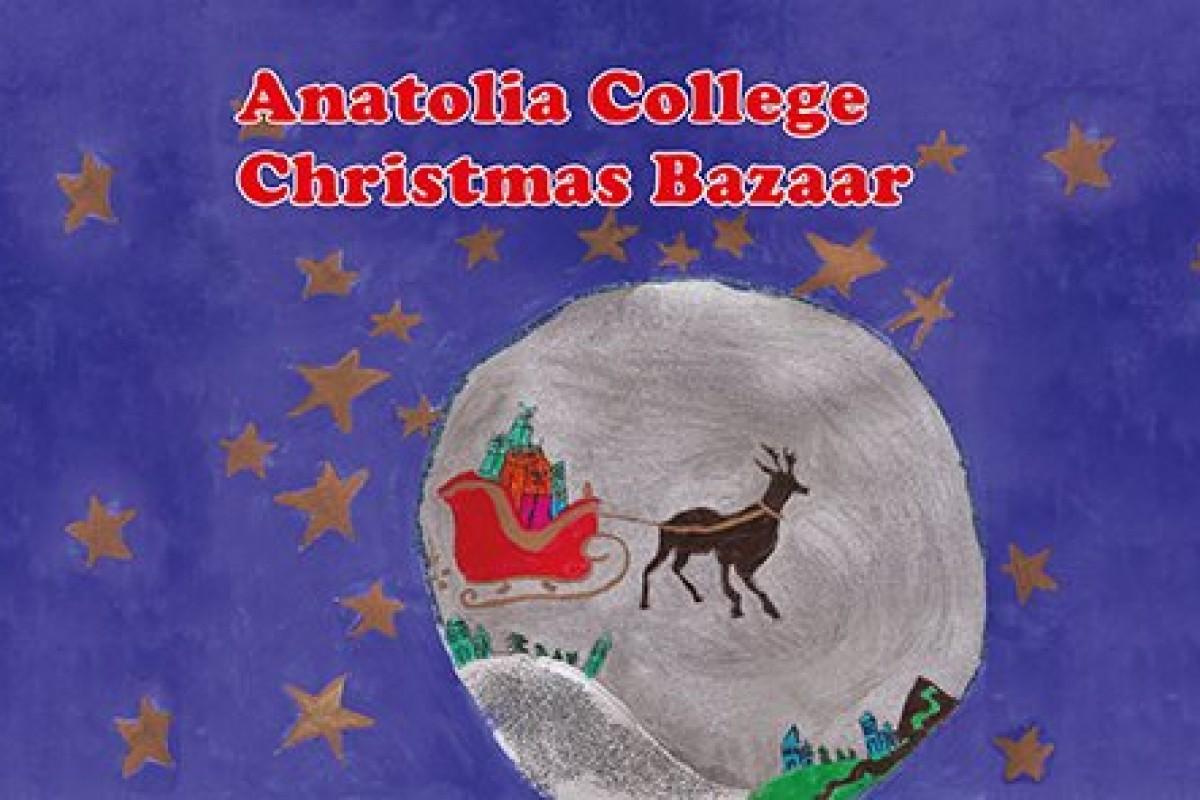 [Θεσσαλονίκη] Anatolia College Christmas Bazaar 2015, Κυριακή 13/12