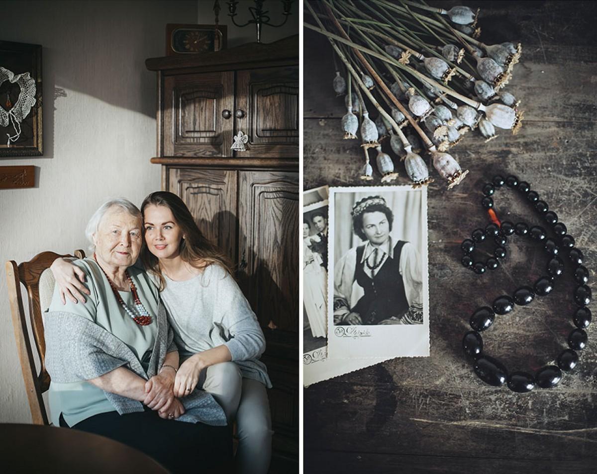 Γιαγιάδες κάνουν ένα ξεχωριστό δώρο στις εγγονές τους και φωτογραφίζονται μαζί