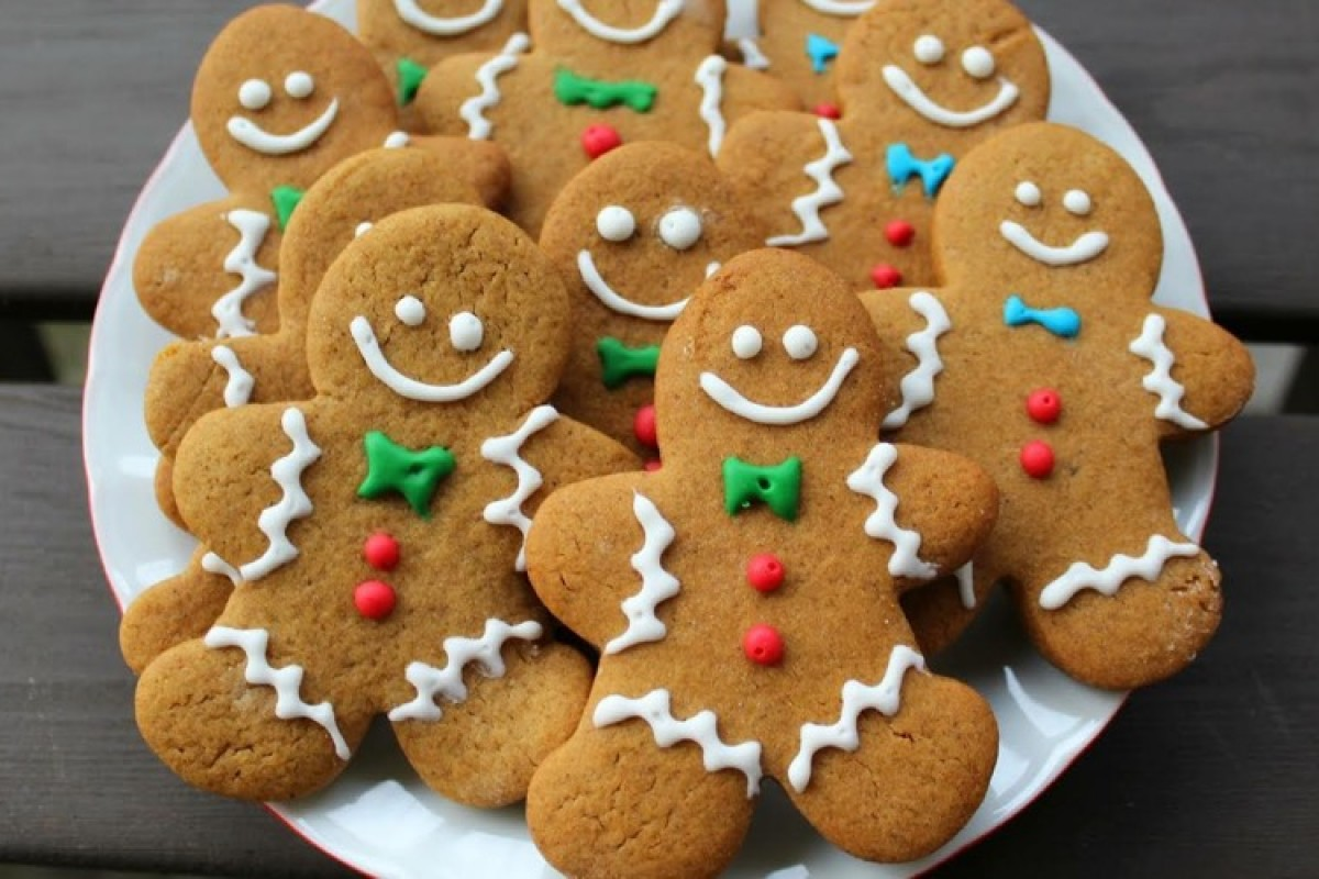 Gingerbread Cookies   Τα πιο χριστουγεννιάτικα μπισκότα!