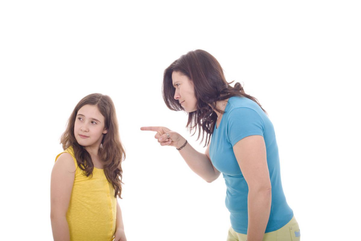 Οι «απαγορευμένες» φράσεις στην επικοινωνία μας με τα παιδιά