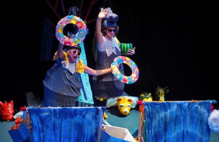 «Το Περιστέρι Δικαστής» στο θέατρο Olvio για ακόμα τρεις παραστάσεις!