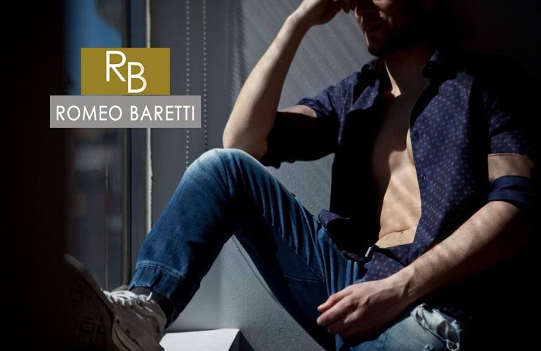 Διαγωνισμός: Κερδίστε ένα αντρικό πουκάμισο Romeo Baretti