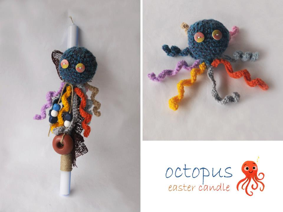 Octopus easter_ Chez Emilie