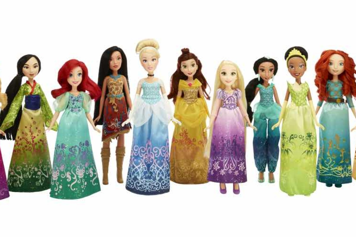 ΕΛΗΞΕ: Κερδίστε δύο κούκλες πριγκίπισσες της Disney από τη Hasbro!