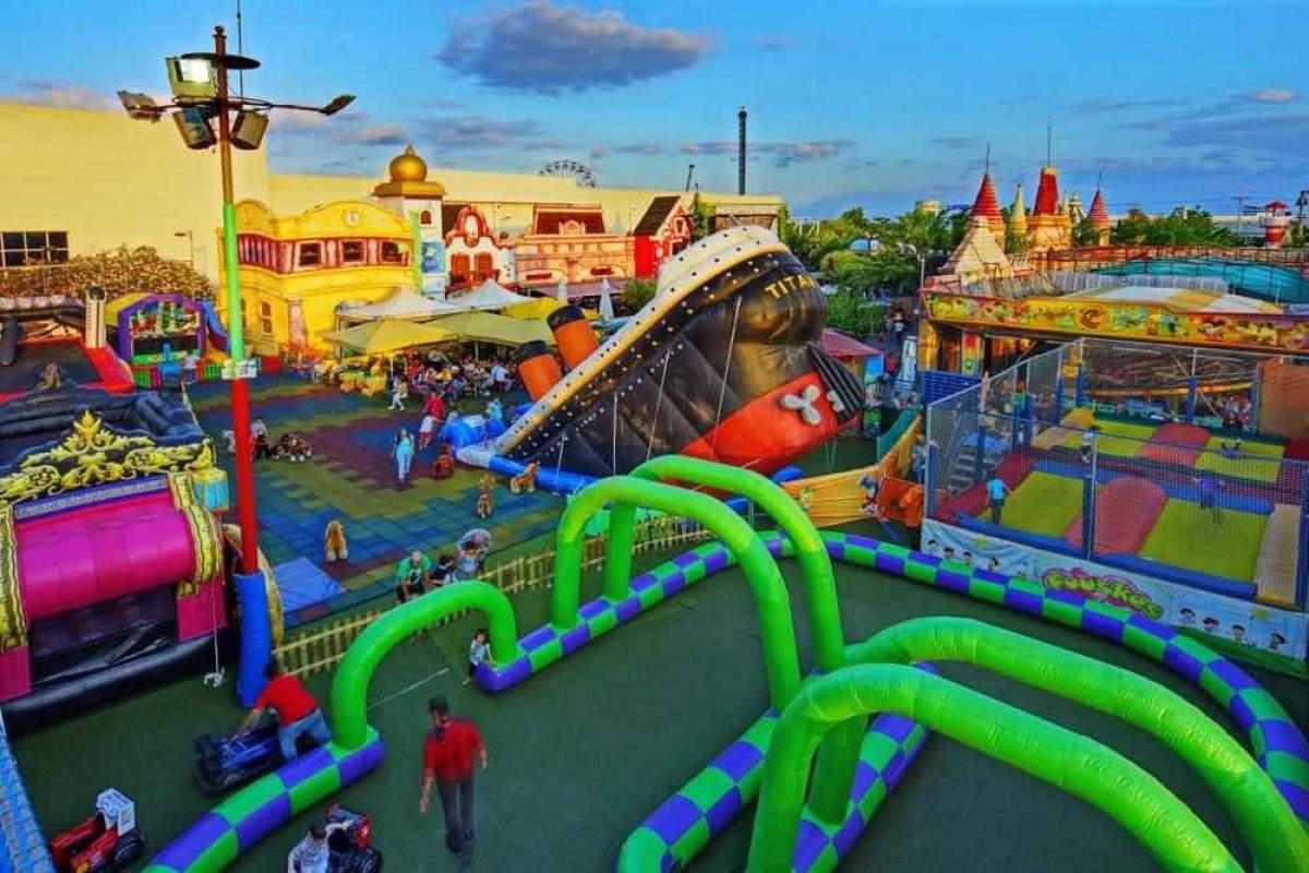 Γιορτάστε την Παγκόσμια Μέρα Οικογένειας στο Allou! Fun Park!