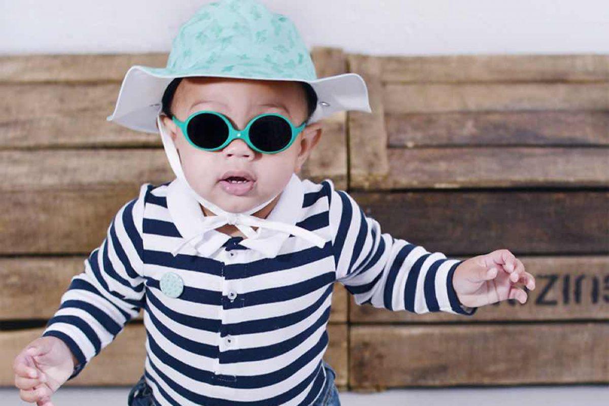 Διαγωνισμός: Κερδίστε ένα σούπερ σετ γυαλιά ηλίου-καπέλο Kietla για το μωρό σας!!