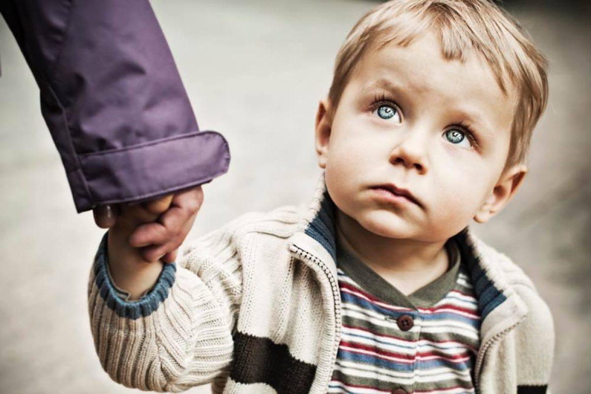 Γονείς προσοχή! Ένας άγνωστος άντρας προσπάθησε να ξεγελάσει το παιδί μου