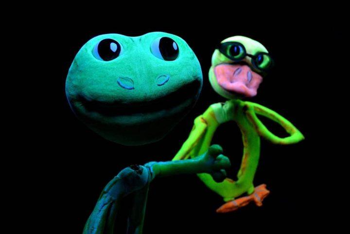 «Το Βατραχάκι που πήδησε στο βάλτο» στον Πολυχώρο VAULT