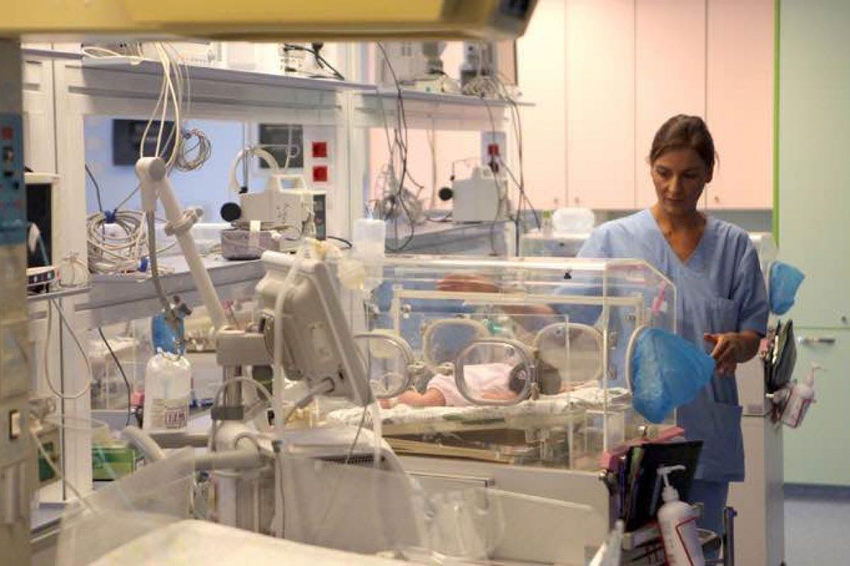 Θεσσαλονίκη: Έξι νέες θερμοκοιτίδες για πολύ πρόωρα νεογνά!