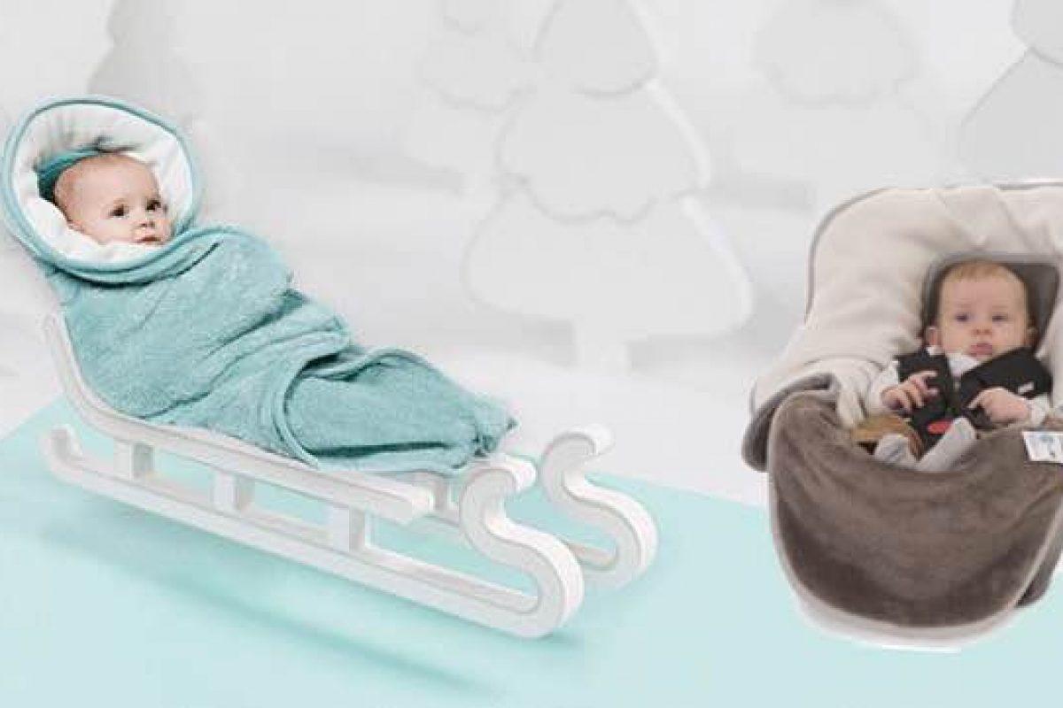 Το AeroMoov Air Wrapper είναι το απόλυτο κουβερτοκάλυμμα για τις βόλτες με το μωρό σου!