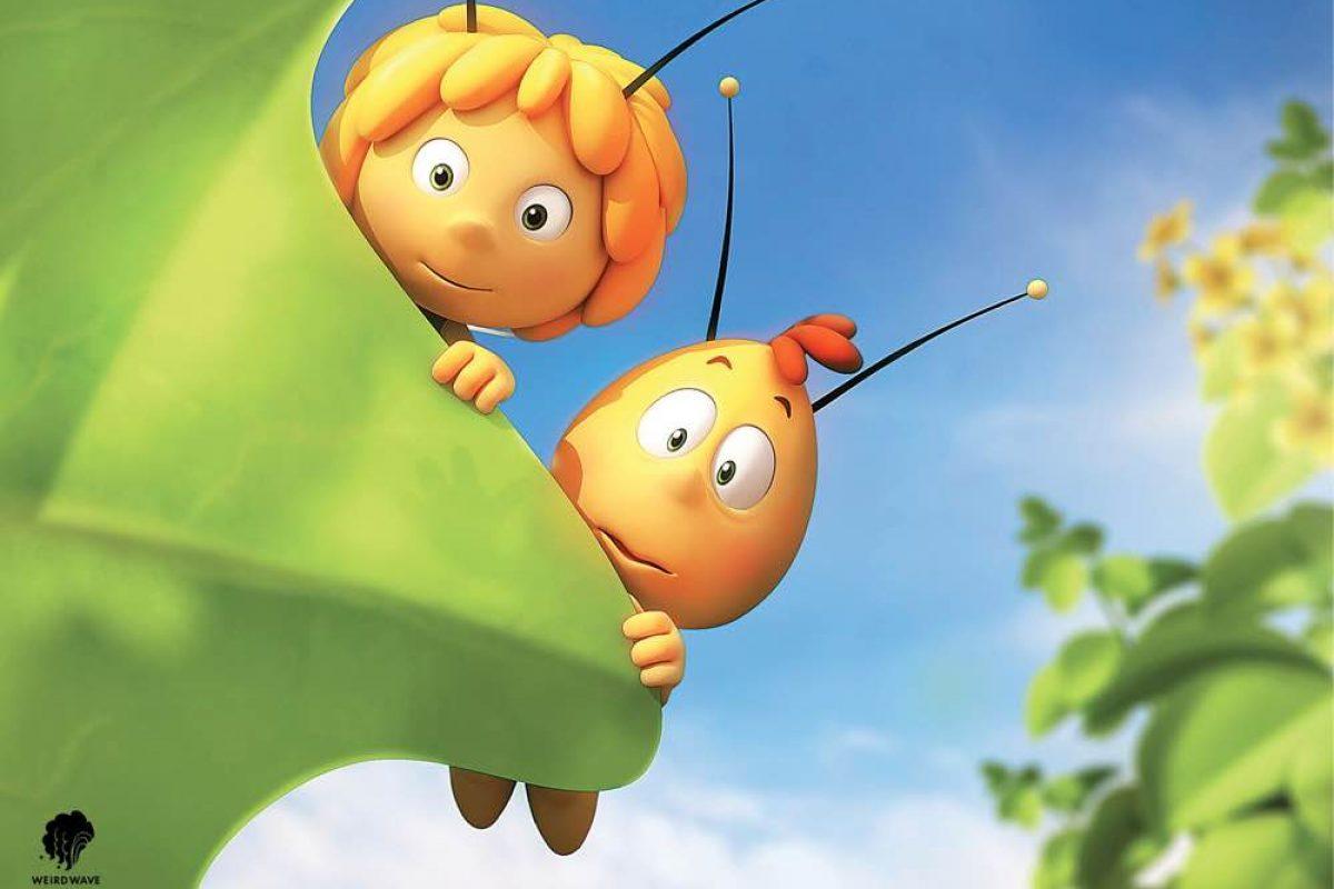 Οι περιπέτειες της μικρής μέλισσας Μάγια επιτέλους στον κινηματογράφο!