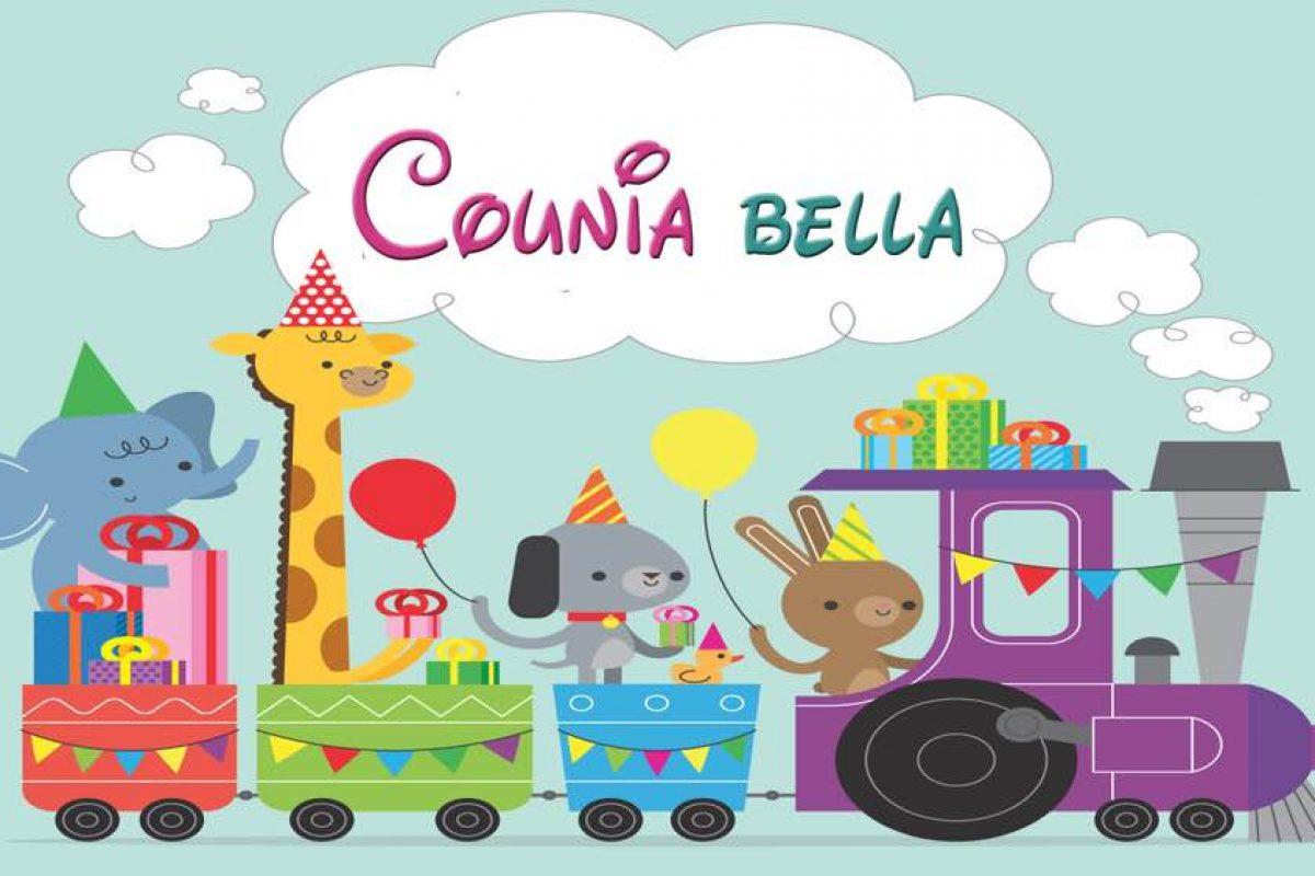 Counia Bella: ένα εκπαιδευτικό κανάλι για γονείς και παιδιά