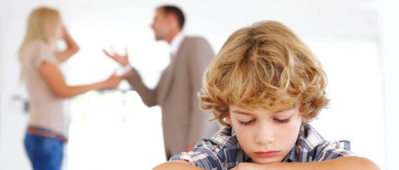 Παιδιά και διαζύγιο