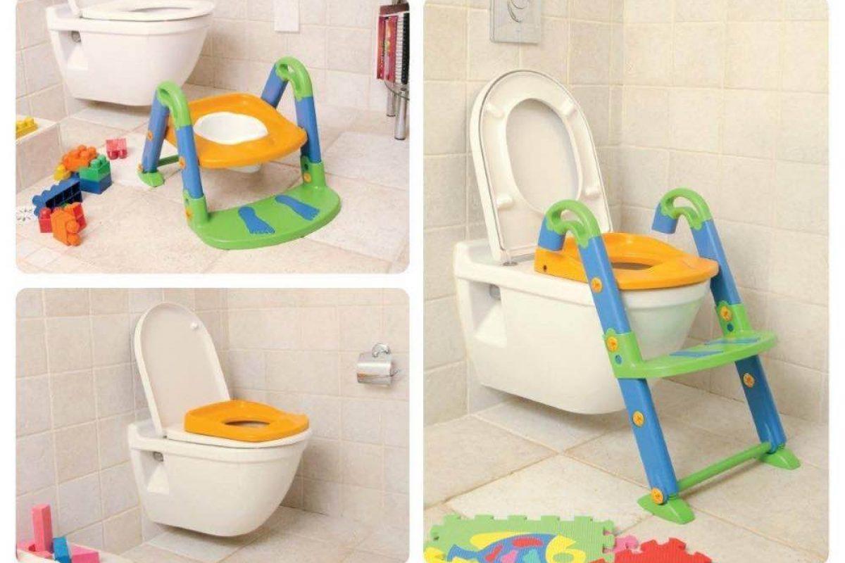 Διαγωνισμός: Κερδίστε ένα φανταστικό εκπαιδευτικό κάθισμα τουαλέτας 3 σε 1 από το Μπιζζζ!