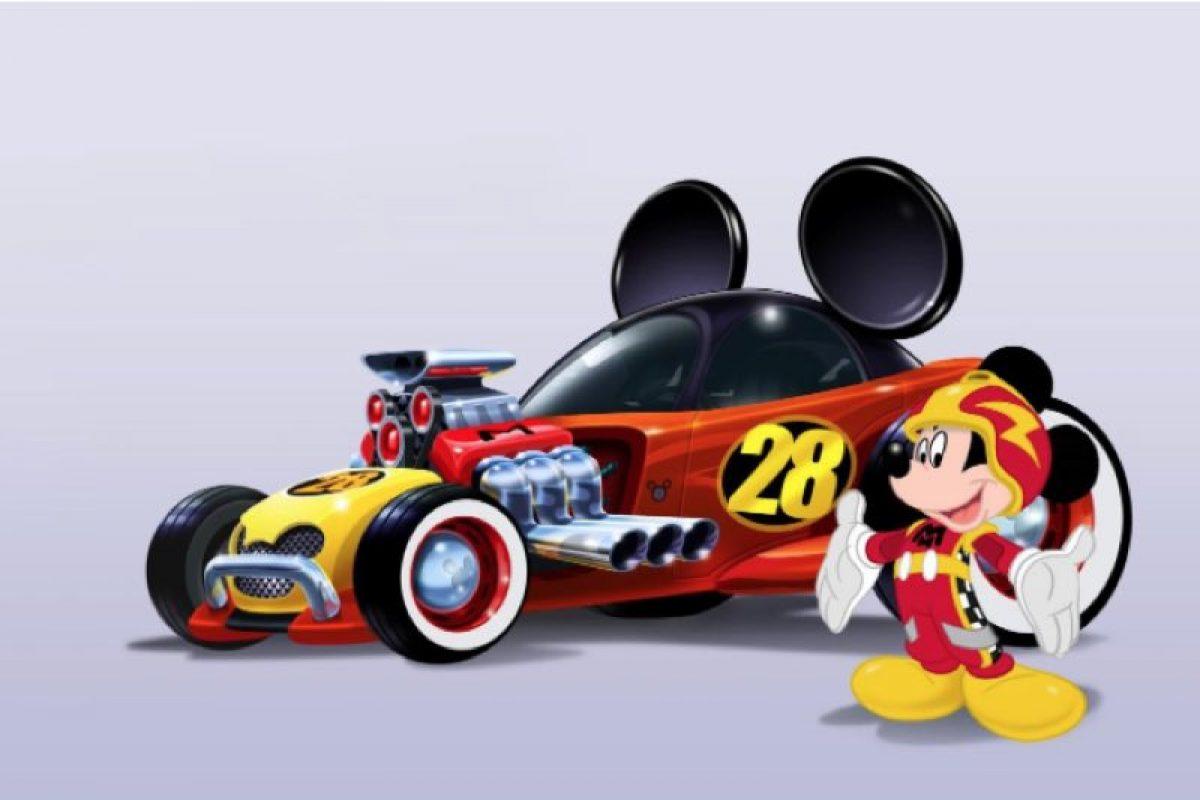 Ο Μίκυ και οι Φίλοι του σε Αγώνες Ταχύτητας στο Disney Junior
