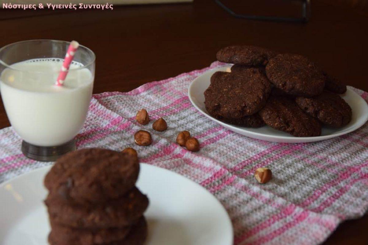 Μαλακά μπισκότα σοκολάτας (σπιτικά soft kings)