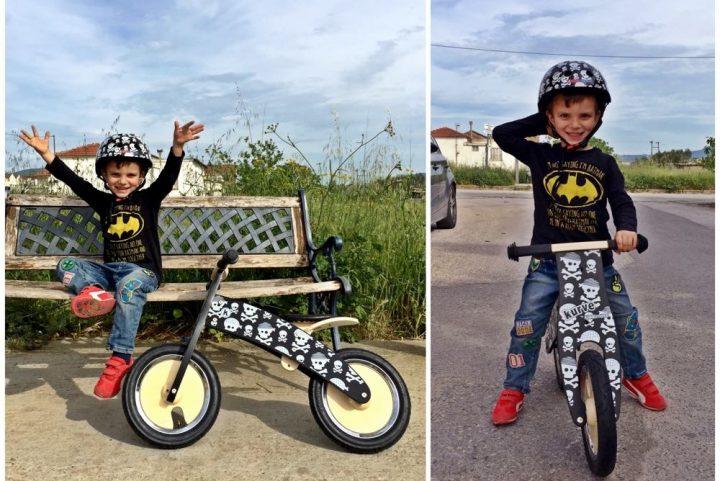 Ποδήλατα ισορροπίας Kiddimoto | H πιο ασφαλής επιλογή για να κατακτήσουν τα παιδιά σας την ισορροπία που χρειάζονται!