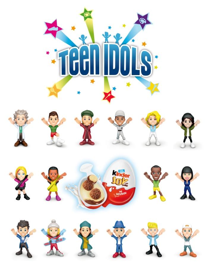 teen-idols