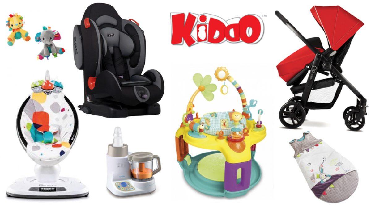 Διαγωνισμός: Κερδίστε μια δωροεπιταγή αξίας 100 Ευρώ από το kiddo.gr!